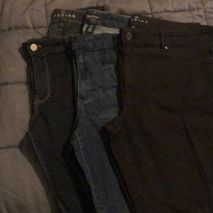 Size 16 White House black market jeans